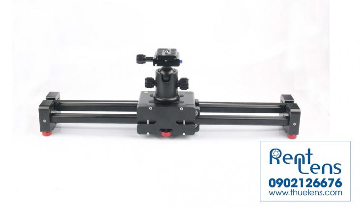 Phụ kiện máy quay:Cho thuê Slider 50 cm - RentLens
