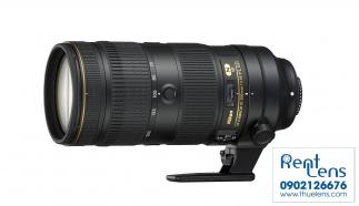 Cho Thuê Lens Nikon Hanoi – Nikon70-200mm f/2.8 VR II Nano
