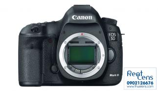 Cho thue may anh Canon Ha Noi – Canon 5D mark III