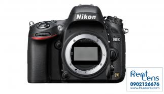 RentLens – Cho thuê Nikon D610