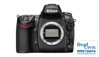 RentLens – Cho thuê Body Nikon D700