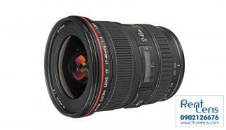 Cho thue Lens Canon Hà Nội 17-40mm f/4.0 L