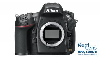 RentLens – Địa chỉ cho thuê Máy ảnh Nikon D800