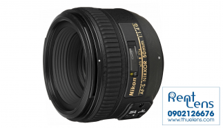RentLens – Cho thuê ống kính Hà Nội Lens Nikon 50mm f/1.4 G
