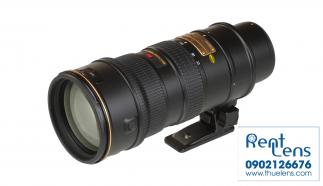 thue Lens Nikon tai Hanoi – Nikon 70-200mm f/2.8 VR I