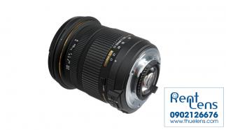 Thuelens – Cho Thuê Ống Kính Sigma DC 17-50mm f/2.8 For Nikon