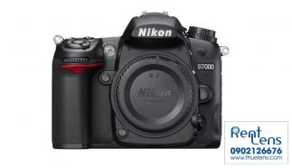 RentLens – Cho thuê máy ảnh Nikon D7000