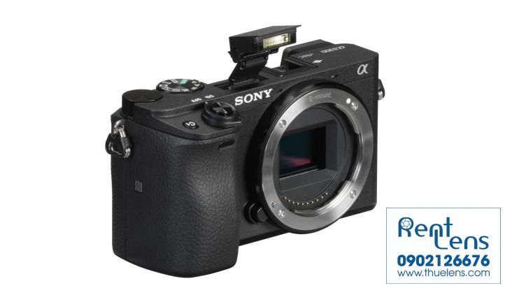 Body:Cho thuê máy ảnh Sony A6300 - RentLens