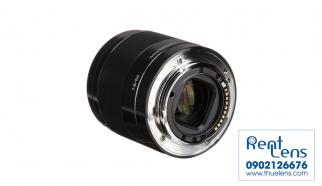 Cho thuê lens Sony tại Hà Nội- Sony E 50 f/1.8 tại Hà Nội