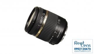 Thuê Lens tại Hà Nội – Tamron for Canon 18-270mm