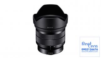 Cho thuê Lens Sony E 10-18mm F/4 OSS