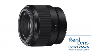 Thuê lens Sony FE 50 f/1.8